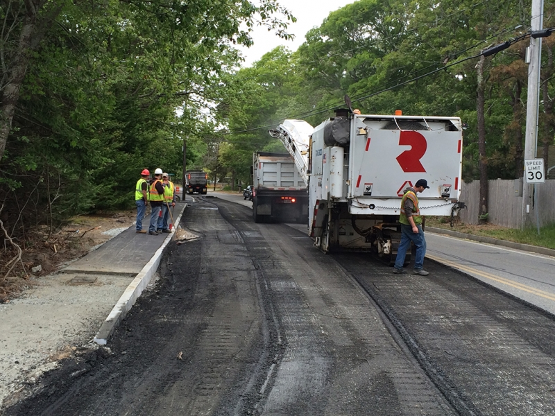 Yarmouth Drainage and Roadway Improvements